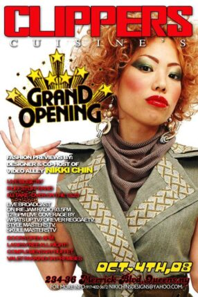 Niki Chin Design Fashion Show